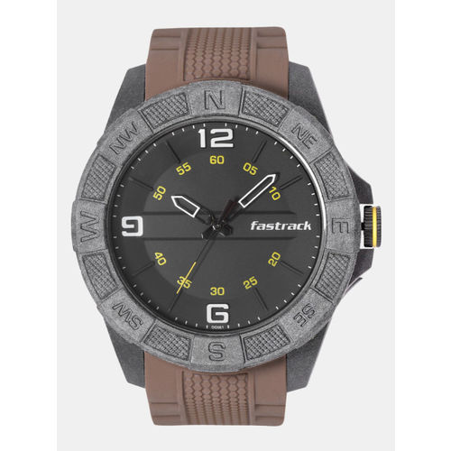Fastrack Men Black Analogue Watch NK38032PP03_OR2