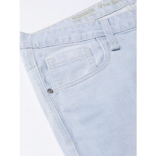 Roadster Women Blue Mid-Rise Clean Look Stretchable Jeans
