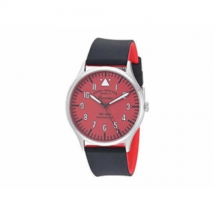 Fossil Analog Red Dial Men's Watch-FS5616