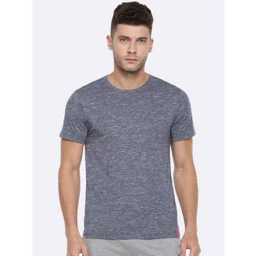 Force NXT Men Pack of 2 Solid Round Neck T-shirt
