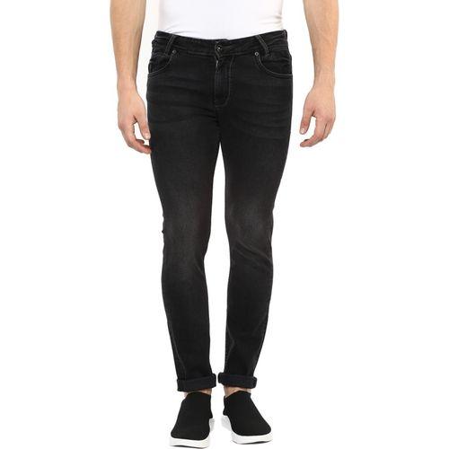 Mufti Skinny Men Black Jeans