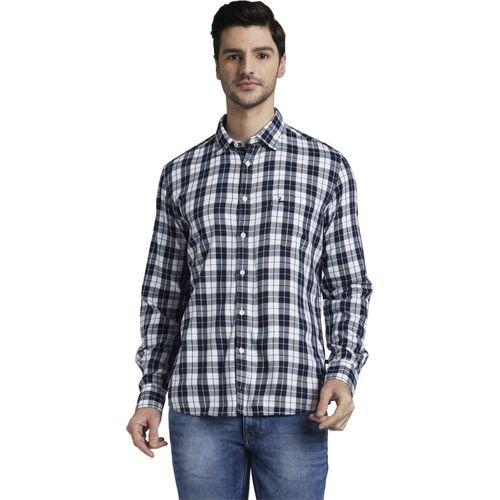 Parx Men Checkered Casual Multicolor Shirt