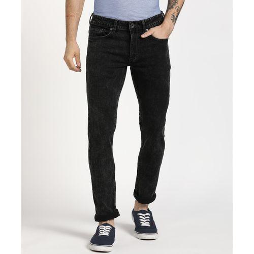 United Colors of Benetton Skinny Men Black Jeans