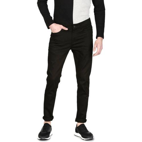 ether Skinny Men Black Jeans