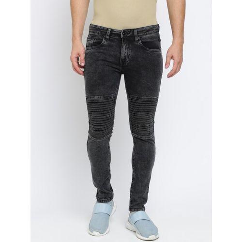 Breakbounce Skinny Men Black Jeans
