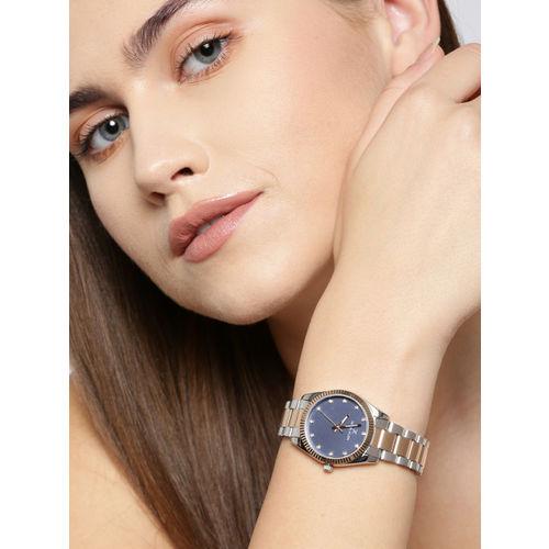 Daniel Klein Premium Women Navy Blue Analogue Watch DK12180-7