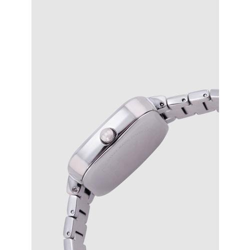 Daniel Klein Women White Textured Analogue Watch DK12179-1