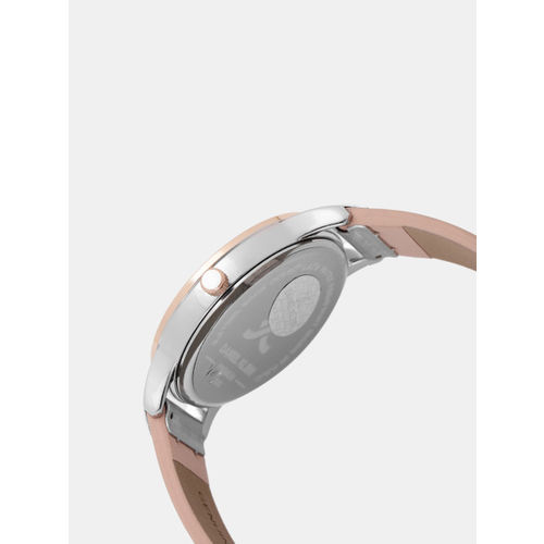 Daniel Klein Premium Women Silver-Toned Analogue Watch 12052-4