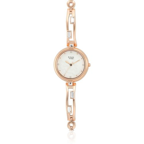Titan 2581WM02 Raga I am Analog Watch - For Women