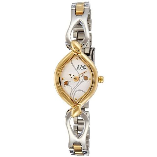 Titan NL2455BM01 RAGA Analog Watch - For Women