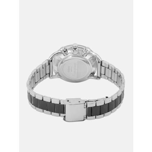DressBerry Women Silver-Toned Analogue Watch MFB-PN-PFDK2579