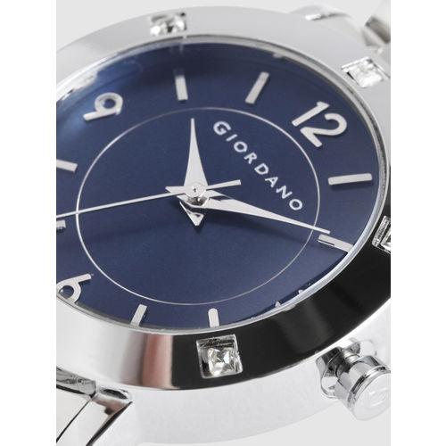GIORDANO Women Navy Blue Analogue Watch GD-4031-33