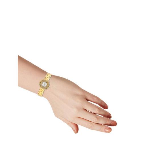 GIORDANO Women Gold-Toned Analogue Watch