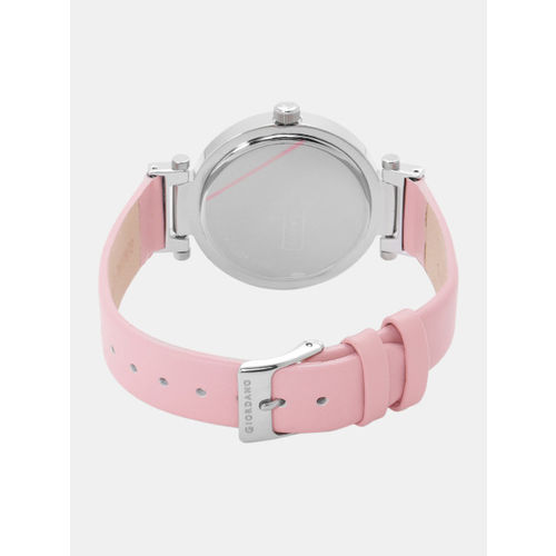 GIORDANO Women Pink Analogue Watch 2764-03