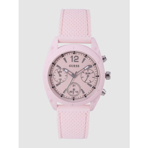 GUESS Women Pink Analogue Watch W1296L4