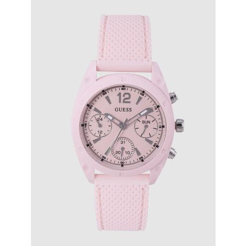 GUESS Women Pink Analogue Watch W1296L4