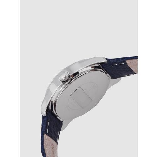 GUESS Women Silver-Toned Analogue Watch W1212L3
