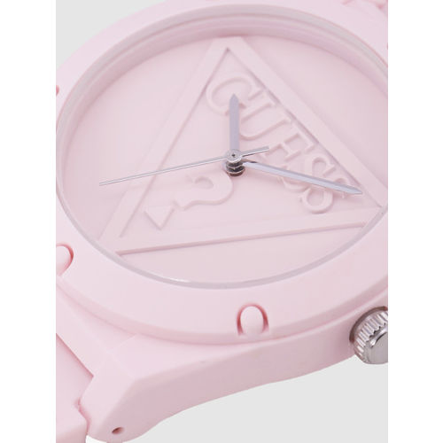 GUESS Women Pink Analogue Watch W1283L4