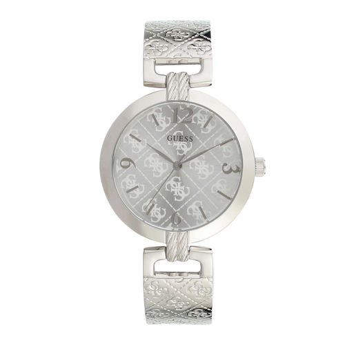 GUESS Women Silver-Toned Analogue Watch W1228L1