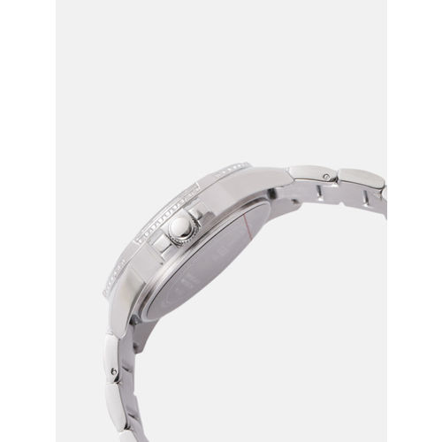 GUESS Women Silver-Toned Analogue Watch W1156L1