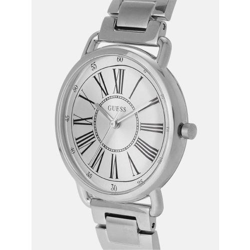 GUESS Women Silver-Toned Analogue Watch W1148L1