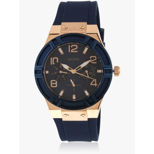 GUESS W0571l1 Blue/Blue Analog Watch