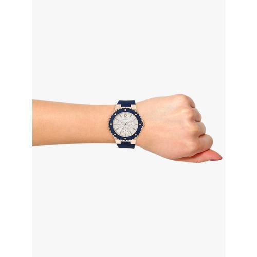 GUESS W0149l5 Blue/White Analog Watch