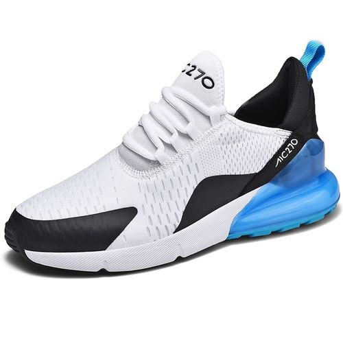 MIVNSKVE Brand New Running Shoes For Men Air Cushion Mesh Breathable Wear-resistant Hot 2019 Fitness Trainer Sport Shoes Male Sneakers