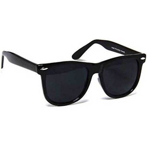 Sheomy Titanium Alloy, Cellulose Acetate UV Protect Fashion Men and Women Goggle and Sunglasses with 3 Hard Black Boxes -Combo Set of 3