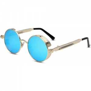 Carlson Raulen Tony Stark Steampunk Sunglasses