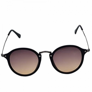 Fravy Black Shade Unisex Cat-eye Sunglasses For Men And Women S-55