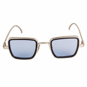 Farenheit Official Kabir Singh UV 400 Protection Blue Night Vision Unisex Sunglass
