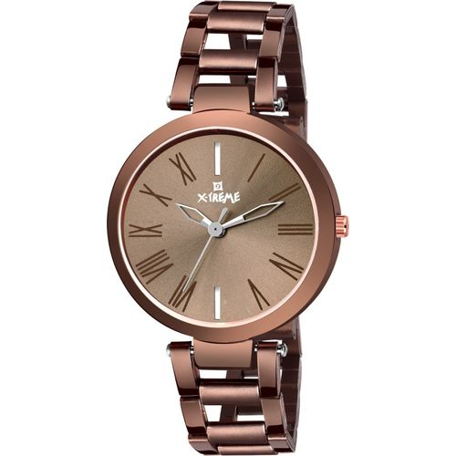 Xtreme XM-LR509-BRBR AWESOME BROWN DIAL Analog Watch - For Women
