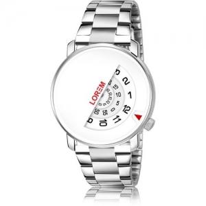 LOREM LK-0106 New Designer Fancy Gear Analog Watch - For Men