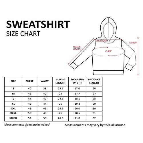 Scott International Men's Cotton Pullover Hoodie Sweatshirt with Zip - Charcoal