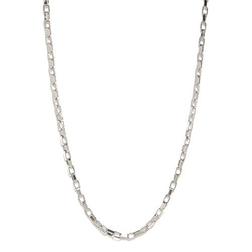 Yellow Chimes Stainless Steel Chain for Men and Boys