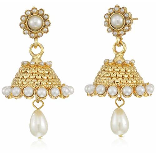 Sukkhi Collection Jewellery Set for Women (Golden)(2719NGLDPP1250)