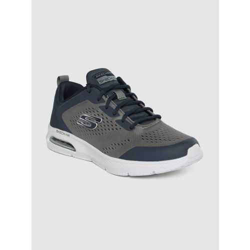 Skechers Men Blue DYNA-AIR Sneakers