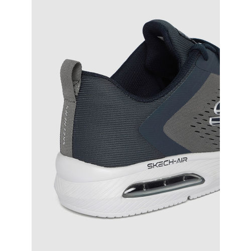 Skechers Men Blue DYNA-AIR Sneakers