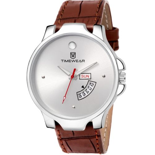 TIMEWEAR 226SDTG TIMEWEAR Day Date Series Analog Watch - For Men