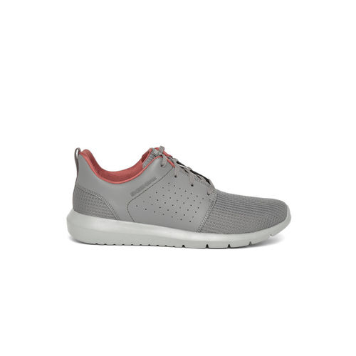 Skechers Men Grey Foreflex Training Shoes