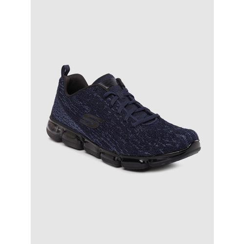 Skechers Men Navy Blue SKECH-AIR 92 JANDEN Sneakers