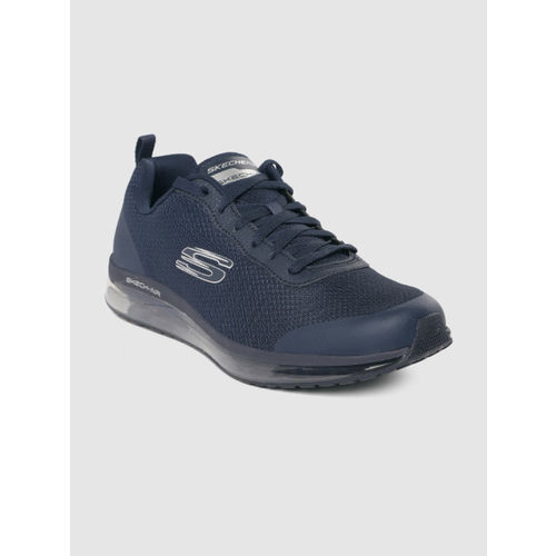 Skechers Men Blue SKECH-AIR ELEMENT Sneakers