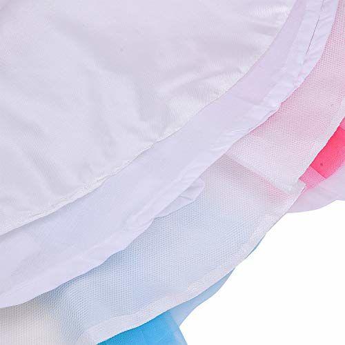 Wish Karo Baby Girls Frock Birthday Dress for Girls - Net - (fe2637)