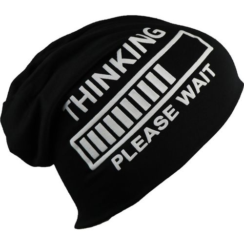 RICKYY Printed, Solid Cotton Slouchy Summer Beanie Cap