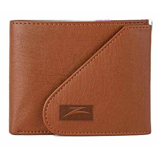 Z Accezory Tan Men's Wallet by Al Fascino