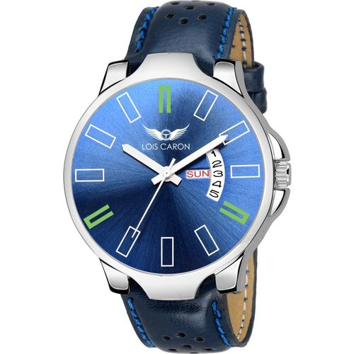 Lois Caron LCS-8107 DAY & DATE FUNCTIONING FOR BOYS Analog Watch - For Men