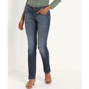 Pepe Jeans Regular Women Blue Jeans