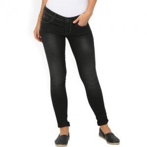 Wrangler Slim Women Black Jeans