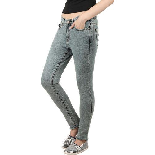 Broadstar Skinny Women Grey Jeans